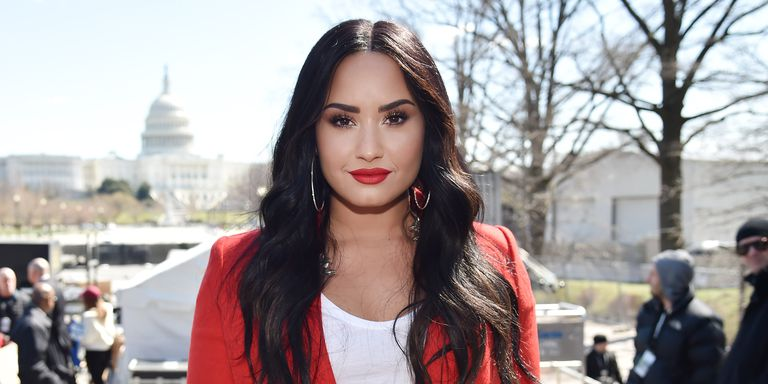 Demi Lovato'nun Yeni Saç Rengi Çok Beğenildi!