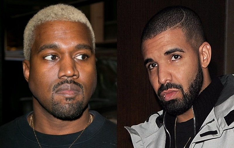 Kanye West Drake'den twitter üzerinden özür diledi.