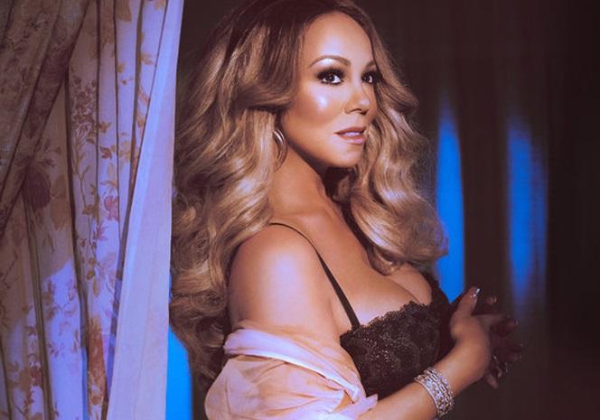 """Mariah Carey, en yeni albümü """"Caution""""dan """"A No No"""" için şarkı sözlü klip yayınladı."""