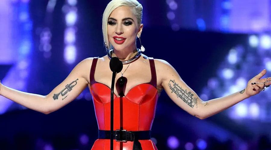 Lady Gaga markasının partisinde