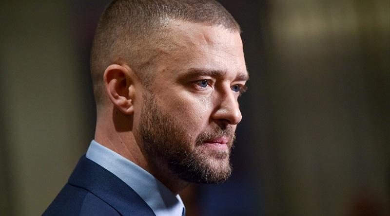 Justin Timberlake çekimlere devam ediyor