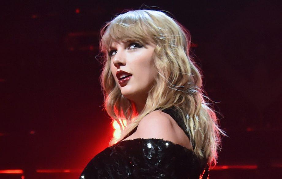 Taylor Swift'ten bir hayranına jest
