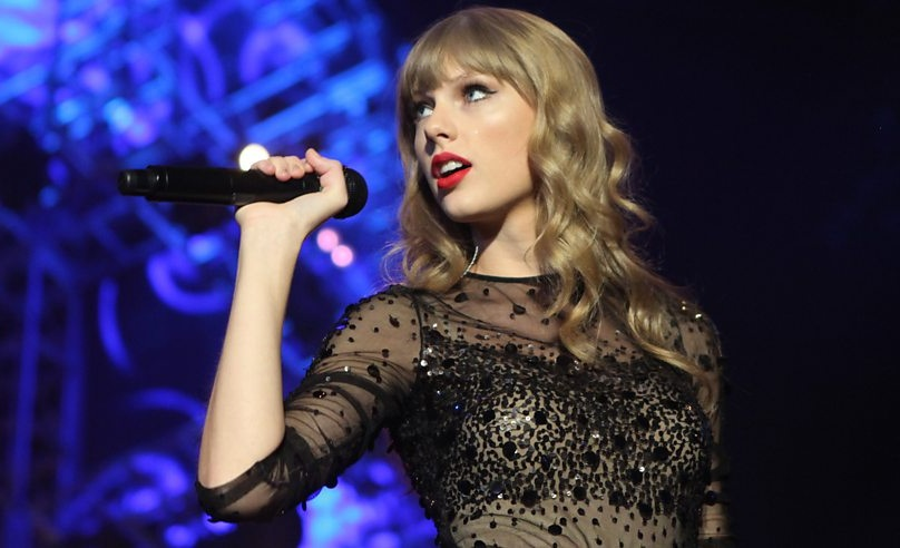 Taylor Swift yeni albüm hazırlığında