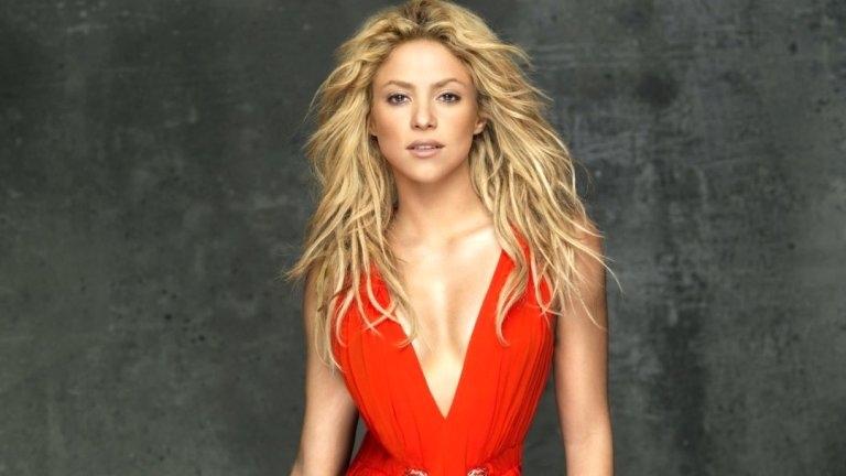 Shakira'nın değişimi dikkat çekiyor