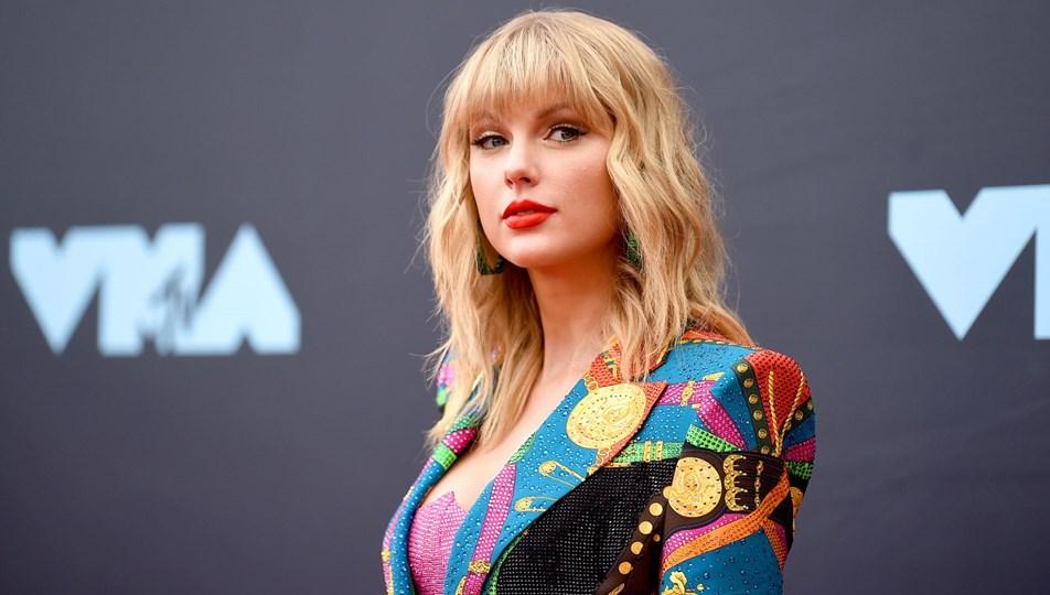 Taylor Swift Grammy'ye katılmadı