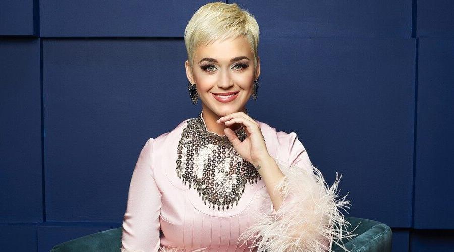 Katy Perry'nin zaferi