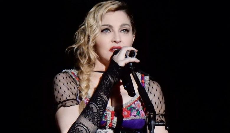 Madonna, koronavirüsün fazla ses getirdiğinden bahsetti.
