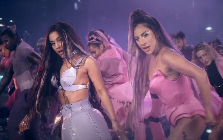 Ariana Grande & Lady Gaga'nın 'Rain On Me' şarkısı yayınlandı.