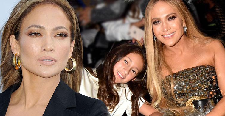 Jennifer Lopez'in kızı kitap çıkardı