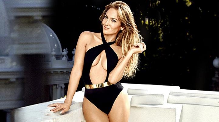 Jennifer Lopez'den hayran bırakan pozlar