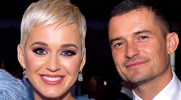 Katy Perry'nin Orlando Bloom hayranlığı