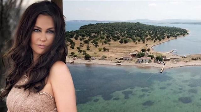 Hülya Avşar, Ayvalık Çiçek Adası'nı 55 milyon TL'ye satın mı aldı? İşte cevabı!